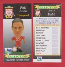 Liverpool Phil Babb Eire PL206